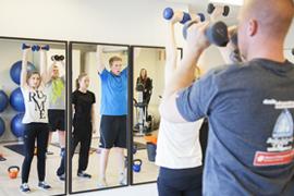 Holdtræning - Ishøj Fysioterapi