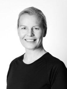 Tine - Fysioterapeut hos FysioDanmark Ishøj